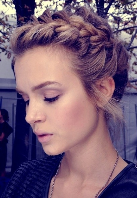 prom hairstyles for long hair updos cute
