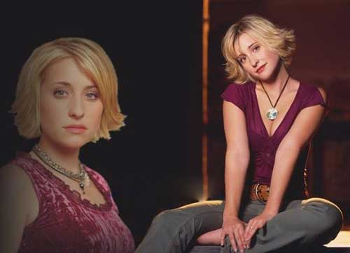 Chloe Sullivan Cute Blonde Bob Haircuts