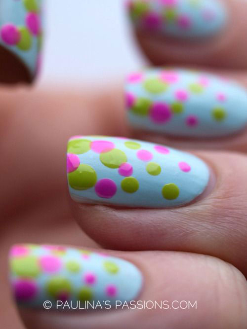 15 Easy Spring Nail Art Designs Ideas Trends Stickers 2015 15 15 Easy Spring Nail Art Designs, Ideas, Trends & Stickers 2015
