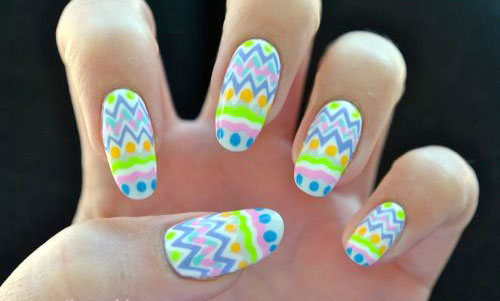 15 Easter Egg Nail Art Designs Ideas Trends Stickers 2015 5 15+ Easter Egg Nail Art Designs, Ideas, Trends & Stickers 2015