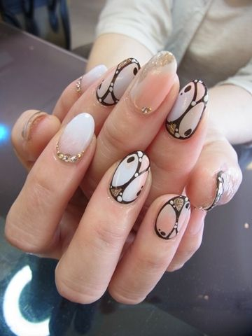 Easy Kawaii nail art