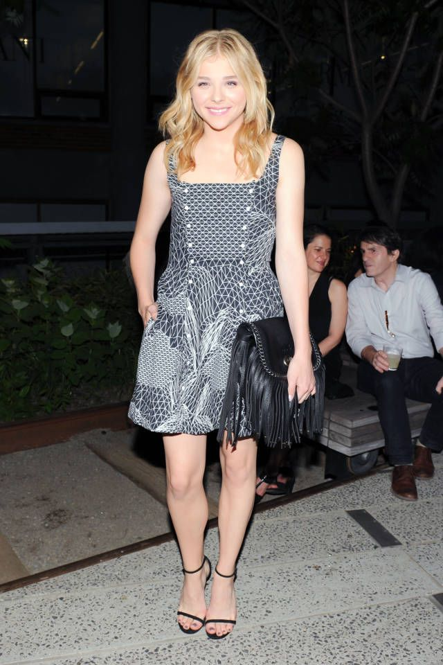 chloe moretz Teen Fashion Icons Everyone Is Watching