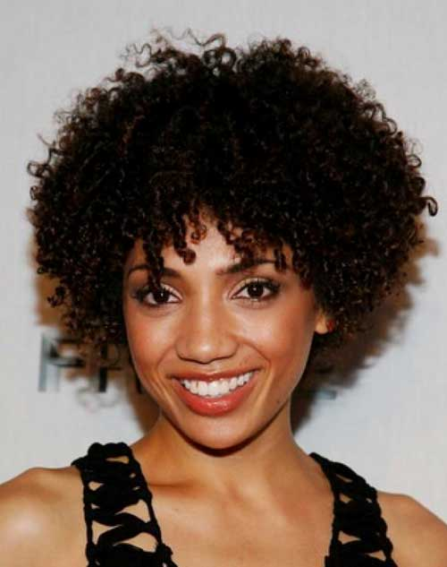Cutest Short Curly Hairstyles for Black Women