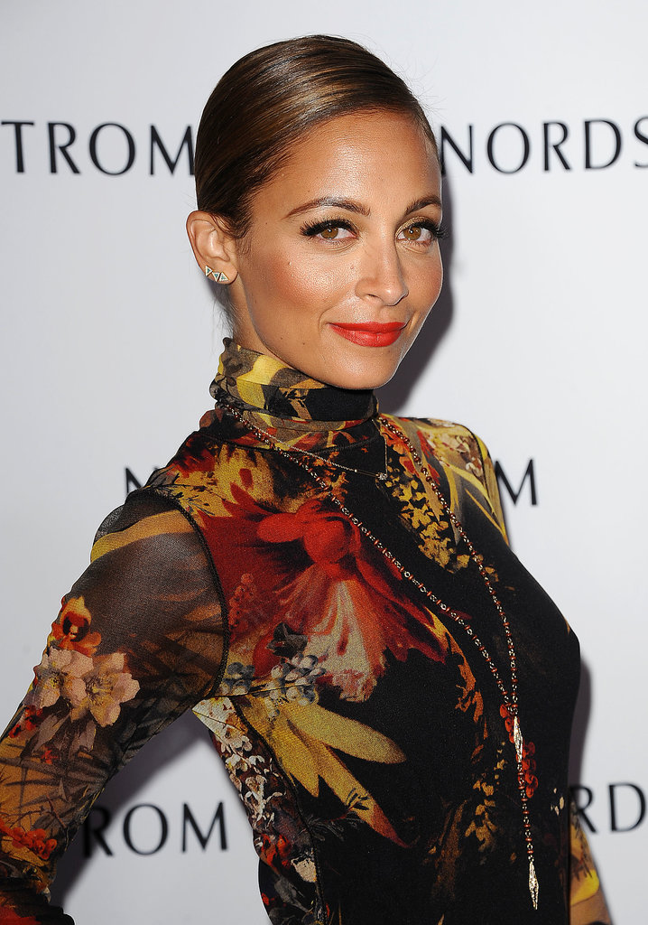 nicole-richie-orange-lips
