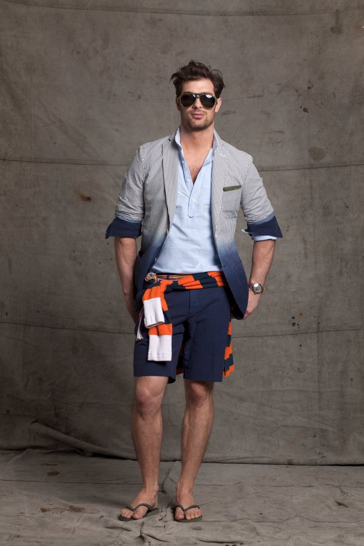 Cute Preppy outfits for men (11)