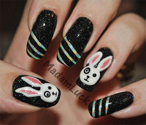 Inspiring Easter Acrylic Nail Art Designs Ideas Trends Stickers 2015 5 Inspiring Easter Acrylic Nail Art Designs, Ideas, Trends & Stickers 2015