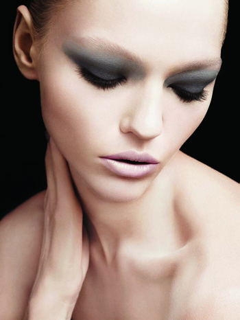 Makeup Ideas with Grey