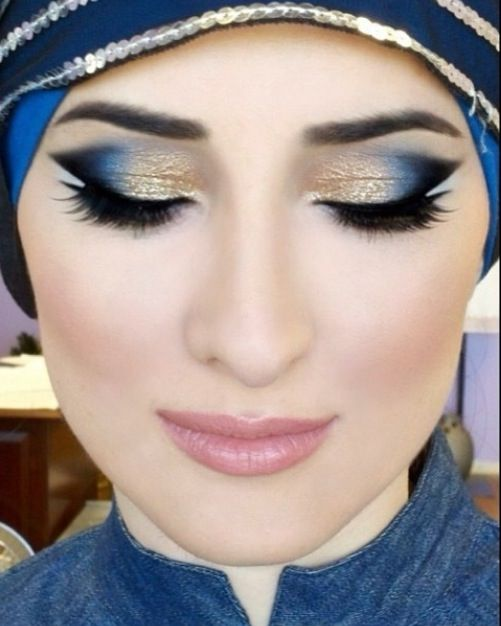 make with hijab tutorial (9)