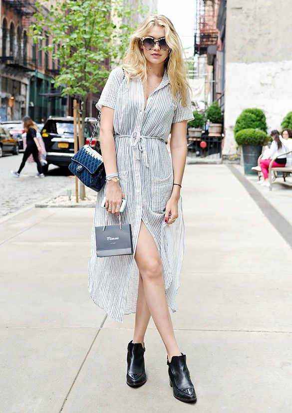 gigi hadid off duty Teen Fashion Icons Everyone Is Watching