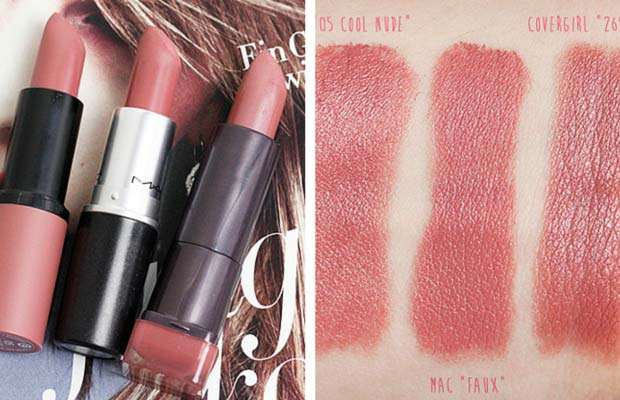 MAC Faux Dupes