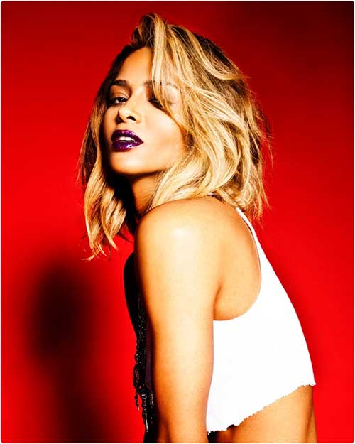Ciara Hairstyles for 2015
