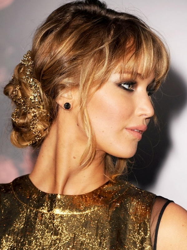 2014 Wedding Updo Hairstyles 1