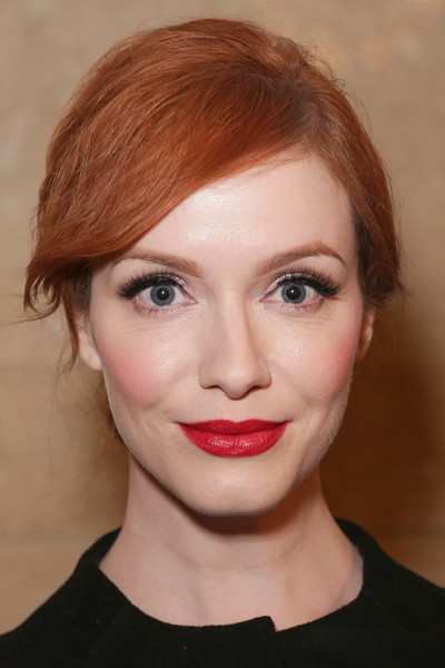 Christina Hendricks Red Lips