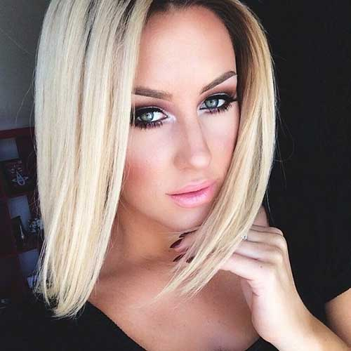 Beautiful Cute Straight Bob Hairstyles