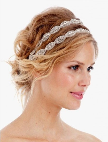 Wedding Hairstyles for 2014 Romantic Updo