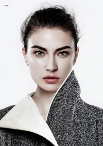 Jacquelyn Jablonski Ponytail Hairstyles with Brown Hairs Color