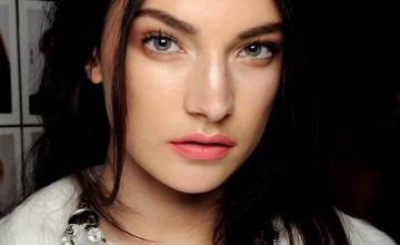 Jacquelyn Jablonski Beautiful Hairstyles and Brown Hairs Color
