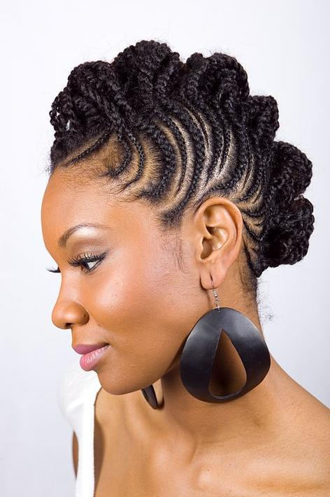 Natural Black Women Hairstyles