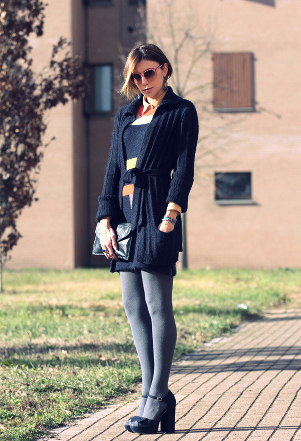 cute outfits to wear with platform boots (5)