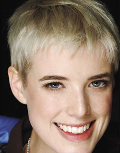 Straight Short Hairstyles for Fine Hair