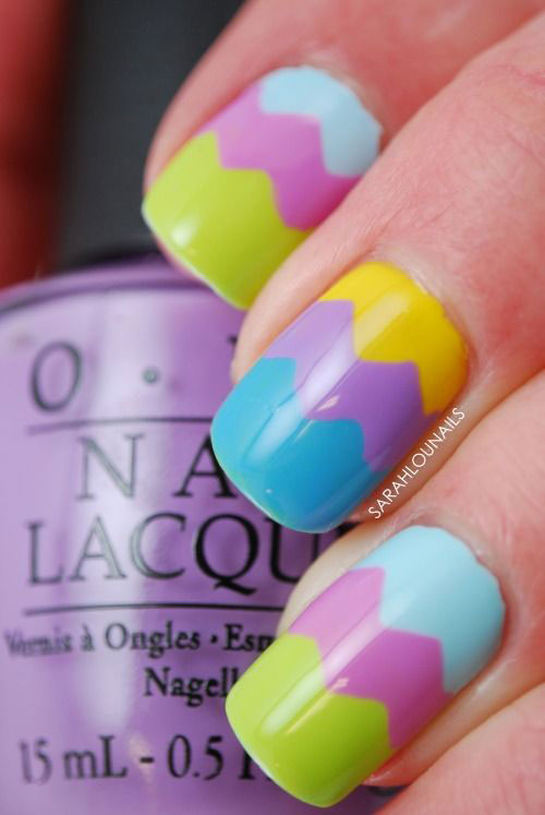 15 Easter Egg Nail Art Designs Ideas Trends Stickers 2015 14 15+ Easter Egg Nail Art Designs, Ideas, Trends & Stickers 2015