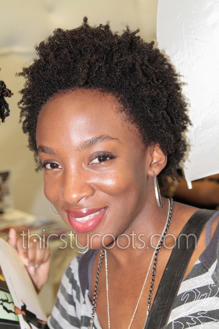 short hair styles black women natural hair