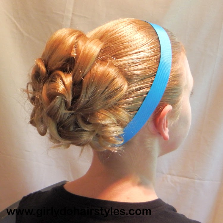 Cinderella Inspired Hairstyle Hairstyles