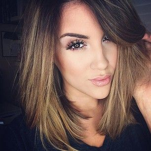 Adorable Ombre Style Inspiration For Short And Straight Hair