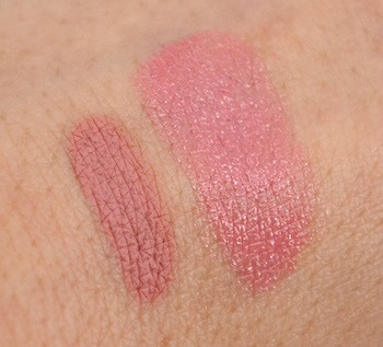 Urban Decay The Ultimate Pair Naked swatches