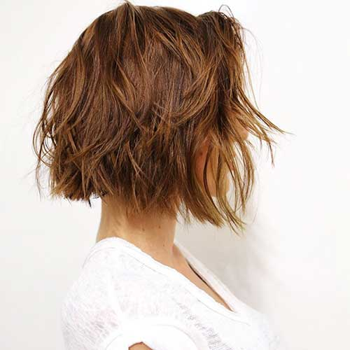 Best Short Haircuts for Women with Fine Hair 2014-2015