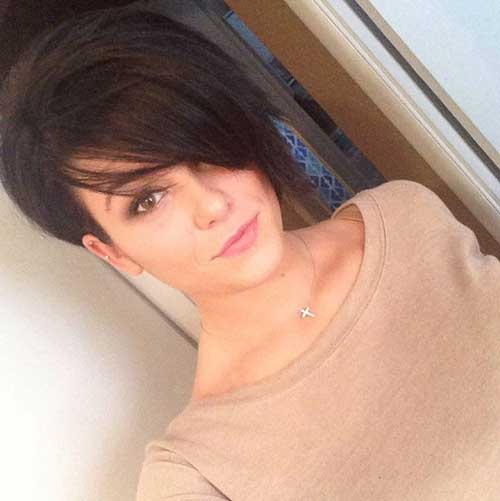 Nice Short Haircuts for Fine Thin Hair