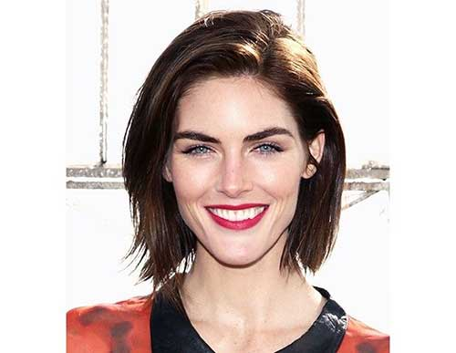 Hilary Rhoda Bob Hair