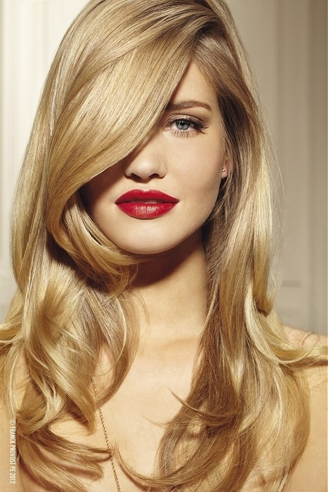 Blonde Blowout Hairstyles Ideas For 2015