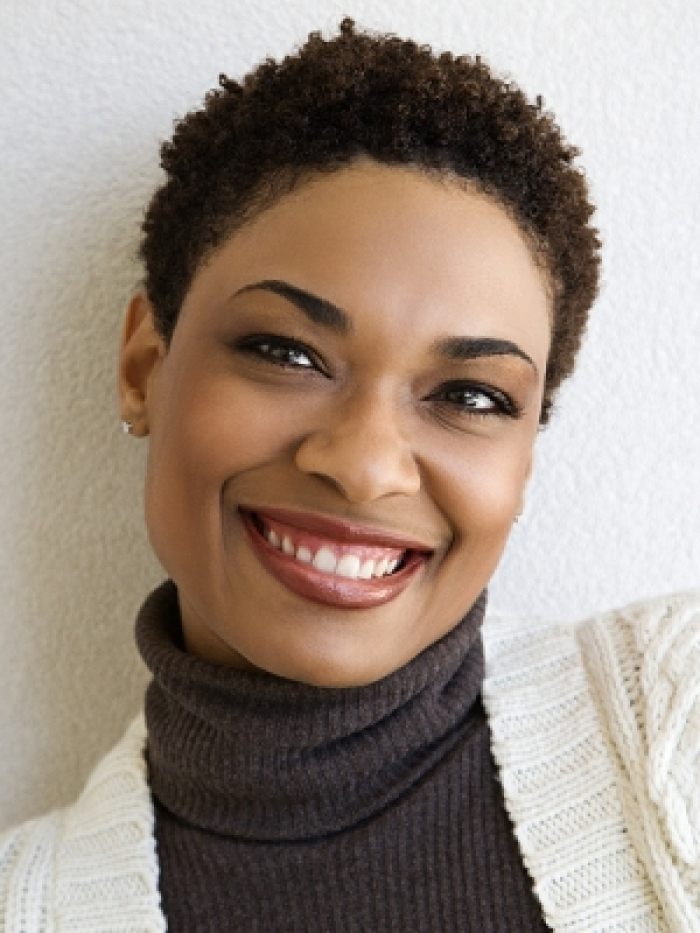 african american short natural hairstyles black women