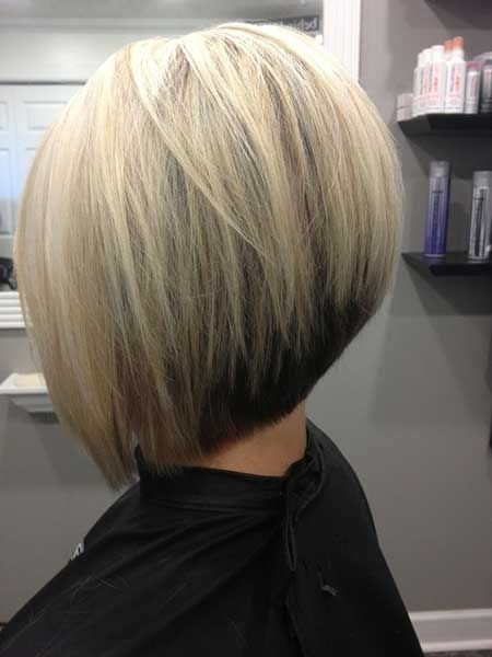 Chic Straight Bob Haircut