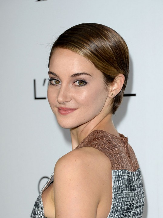 Shailene Woodley Short Hairstyle for Women - Silky Fine Hair