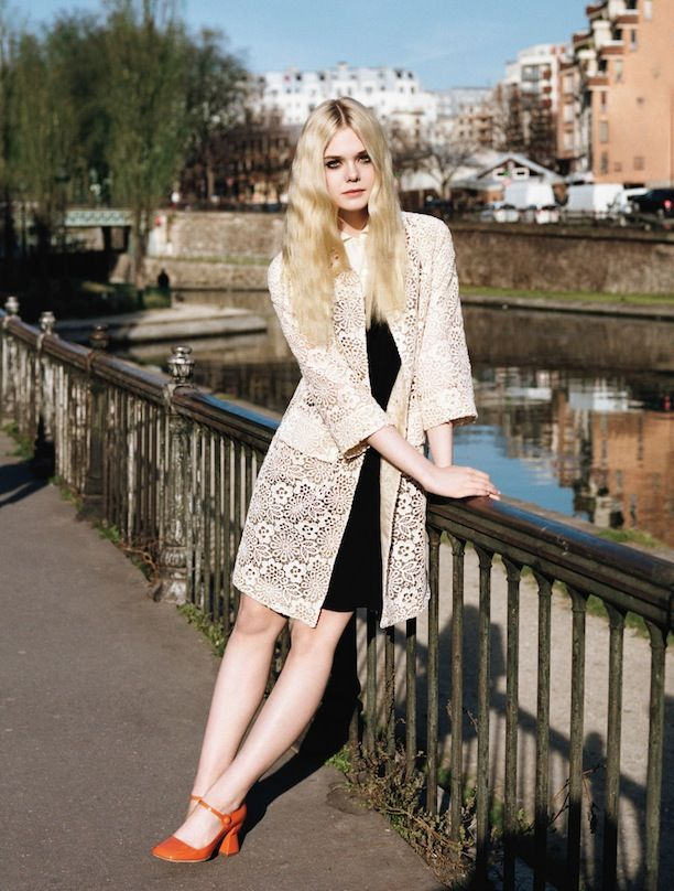 elle fanning Teen Fashion Icons Everyone Is Watching