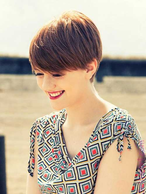 Short Haircut 2014-2015 Trends for Girls