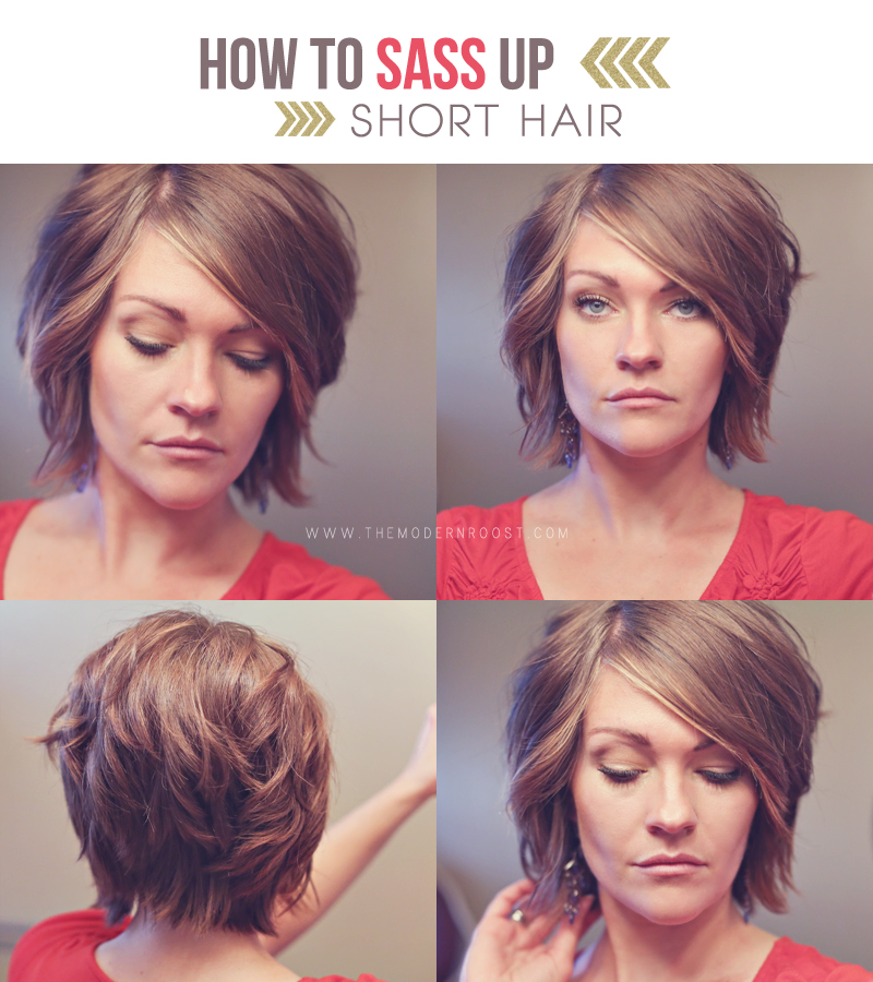 Sass up your do