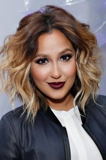Messy, Ombre Hairstyles