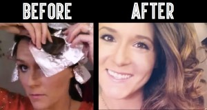 Ultimate Hair Curling Hack With Aluminum Foil - You Won't Believe Your Eyes!