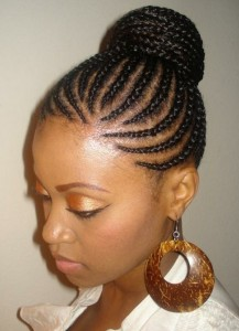 Short Natural Twist Hairstyles