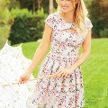 short floral sundress