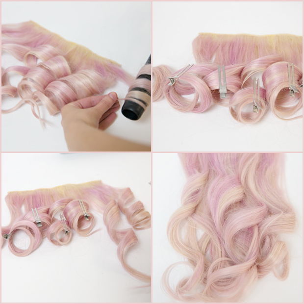 How To Get Long Lasting Curls In Your Hair Extensions