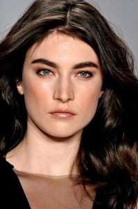 Jacquelyn Jablonski Curly Hairstyles with Brown Hair Color