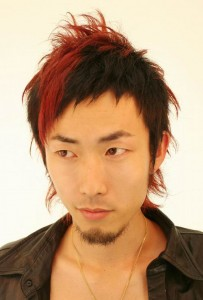 Short Asian Hairstyles Men