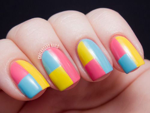 18 Best Spring Nail Art Designs Ideas Trends Stickers 2015 17 18 Best Spring Nail Art Designs, Ideas, Trends & Stickers 2015