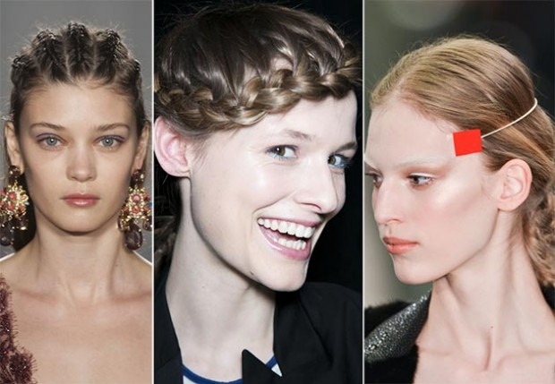 2014-Fall-Winter-2015-braided-hairstyles