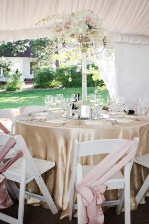 Wedding Tablescape