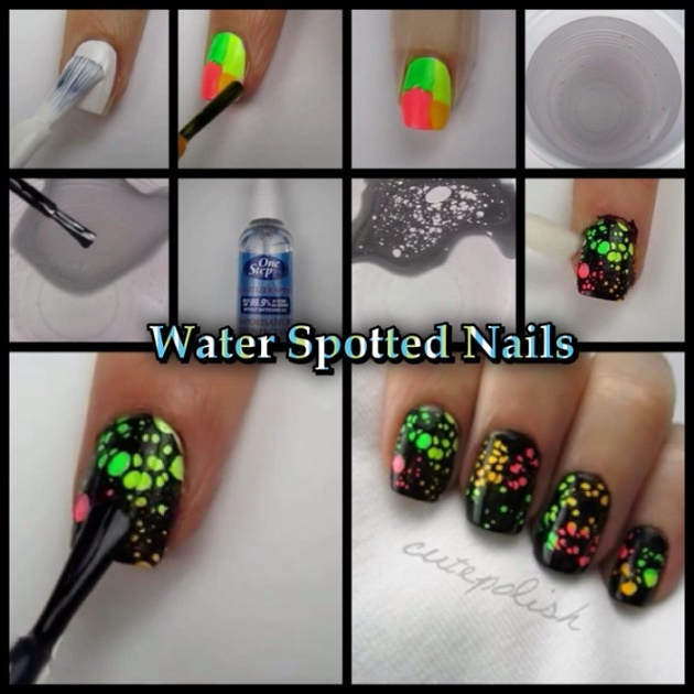 neon-spray-manicure